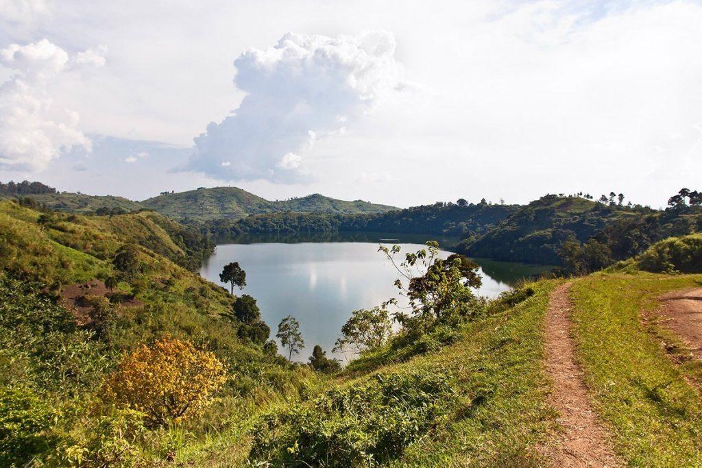 Ndali-Kasenda Crater Lakes near Kibale Forest