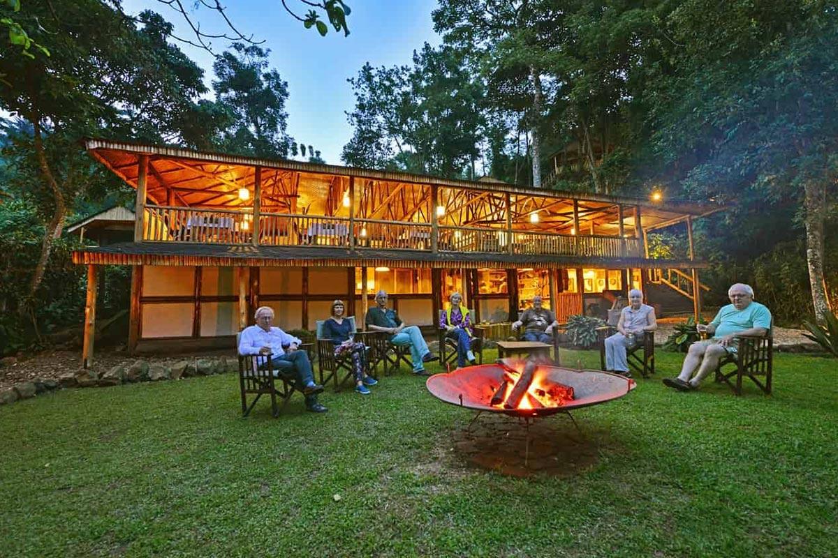 Buhoma luxury lodge bwindi uganda