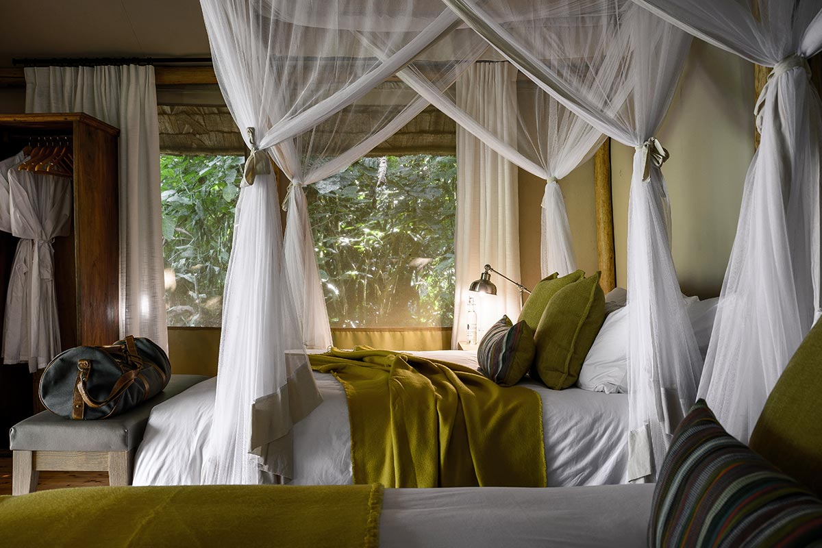 sanctuary retreat bwindi luxury lodge