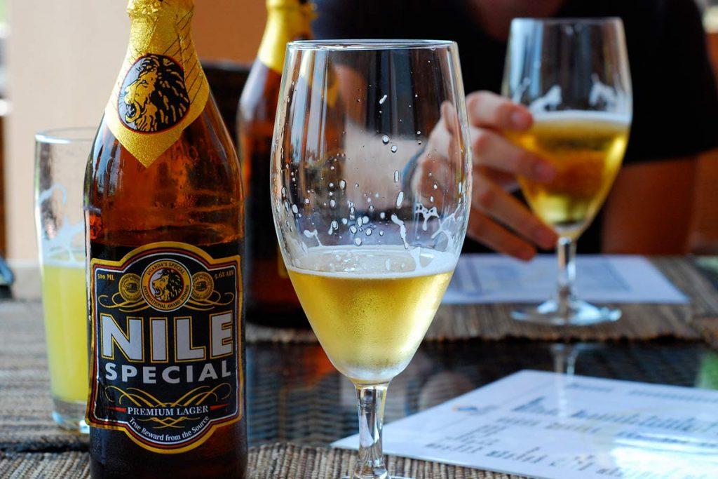 Beers in Uganda
