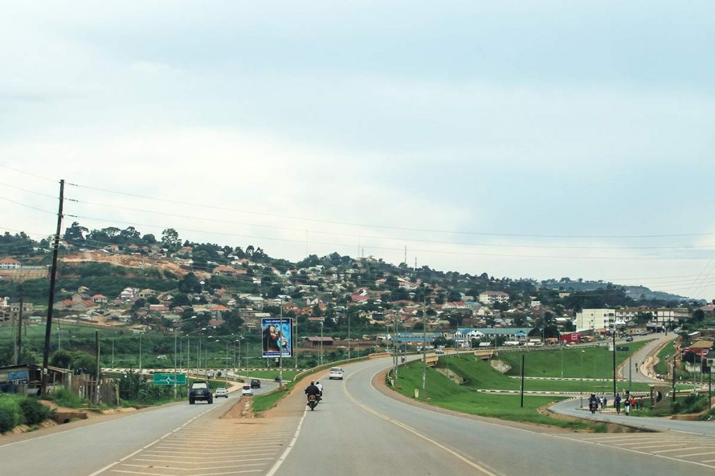 Entebbe Road self driving in uganda