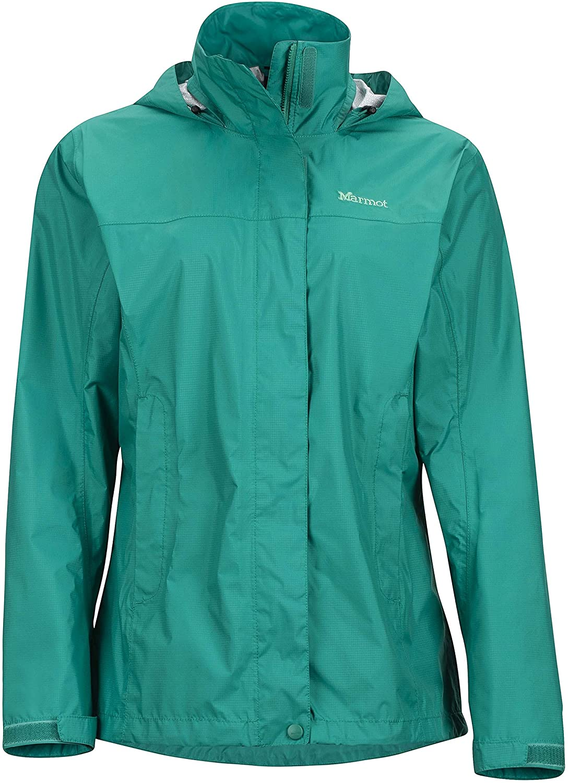 Gorilla trekking rain jacket: Marmot womens Precip Lightweight Waterproof Rain Jacket. What to pack