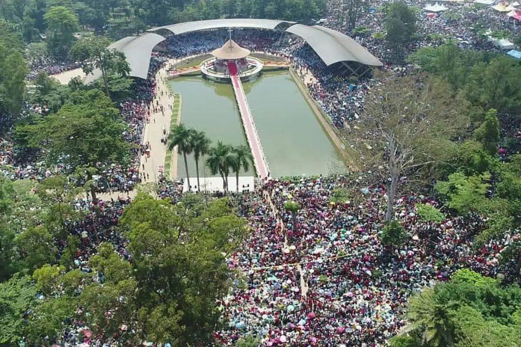 Namugongo Pilgrimage on July 3 Martyrs Day