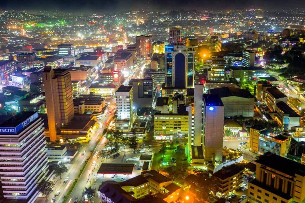 Entebbe - Kampala Night cultures of Uganda. top Destinations in Uganda.