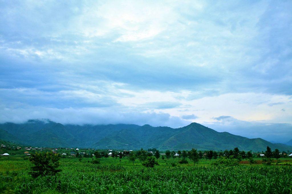 My Uganda Safari Experience; The Jagged Rwenzori Mountains Embrace the Skies of Western Uganda to Kibale