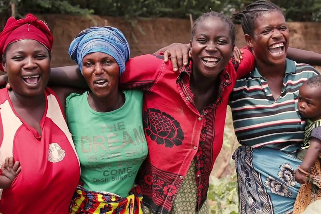 A Happy, Generous, Welcoming, Extroverted Ugandan Women. Awesome things about Uganda.